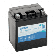 Exide Moto MAKB 12V 12Ah 210A AGM LFRe battery EX-AGM12-14