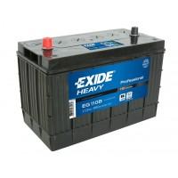 Exide Heavy Professional EG110B 12V 110Ah 950A automotive battery