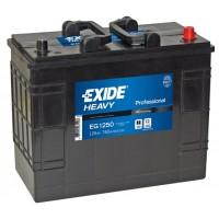 Exide Heavy Professional AK-EG1250 12V 125Ah 760A automotive battery