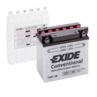 Exide Moto Conventional MAKB EX-12N7-3B 12V 7Ah 75A DRY STFi battery