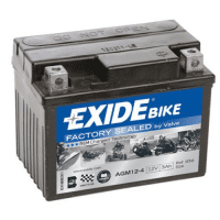 Exide Moto MAKB 12V 3Ah 50A AGM LFRe battery EX-AGM12-4