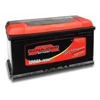 Sznajder PLUS Calcium AK-SZ60038 12V 100Ah 760A AKB automotive battery
