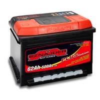 Sznajder PLUS Calcium AK-SZ56258 12V 62Ah 520A AKB automotive battery