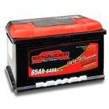 Sznajder PLUS Calcium AK-SZ56530 12V 65Ah 640A AKB automotive battery
