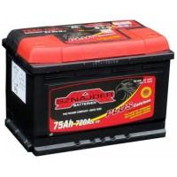 Sznajder PLUS Calcium AK-SZ57519 12V 75Ah 720A AKB automotive battery