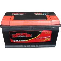 Sznajder PLUS Calcium AK-SZ60065 12V 100Ah 760A AKB automotive battery