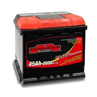 Sznajder PLUS Calcium SZ54565L 12V 45Ah 360A AKB automotive battery