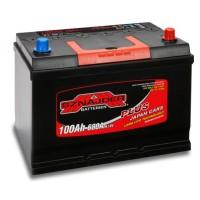 Sznajder PLUS Japan Cars AK-SZ60032 12V 100Ah 680A AKB automotive battery