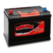 Sznajder PLUS Japan Cars AK-SZ60033L 12V 100Ah 680A AKB automotive battery