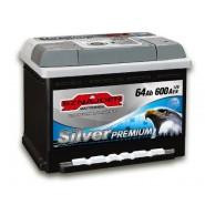 Sznajder Silver Premium AK-SSP56535 12V 65Ah 620A AKB automotive battery