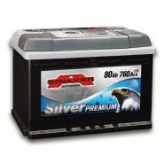 Sznajder Silver Premium AK-SSP58035 12V 80Ah 760A AKB automotive battery