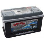 Sznajder Silver Premium AK-SSP58545 12V 85Ah 800A AKB automotive battery
