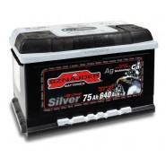 Sznajder Silver AK-SS57525 12V 75Ah 640A AKB automotive battery