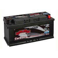 Sznajder Carbon EFB (Enhanced flooded batteries) SZC61005 12V 110Ah 920A AKB Deep-cycle battery with Deep Discharge for marine, solar, UPS, sail boat, motorboat, motorhome