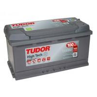 Tudor High Tech automotive battery 12V 100Ah 900A, AK-TA1000