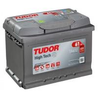 Tudor High Tech automotive battery 12V 61Ah 600A, AK-TA612