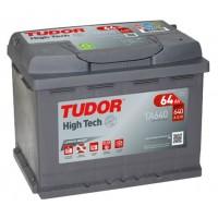 Tudor High Tech automotive battery 12V 64Ah 640A, AK-TA640