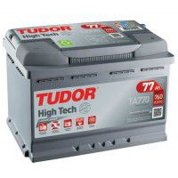 Tudor High Tech automotive battery 12V 77Ah 760A, AK-TA770