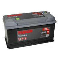 Tudor Technica 12V 95Ah 800A, AK-TB950 automotive battery