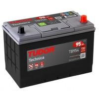 Tudor Technica 12V 95Ah 720A, AK-TB954 automotive battery
