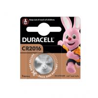 Duracell 2016 DL2016/CR2016 ECR2016 3V Lithium battery blister, 1 pc.