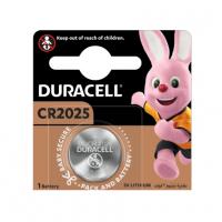Duracell 2025 DL2025/CR2025 ECR2025 3V Lithium battery blister, 1 pc.