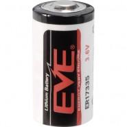 EVE Energy ER17335, 2/3 A 1550mAh 3.6V (Li-SoCI2) battery (Non-rechargeable)