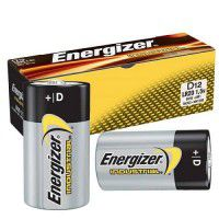 Energizer Industrial Alkaline 1.5V D (LR20, EN95, AM1, MN1300) baterija 12 gab.