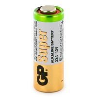 GP Super A23 / V23GA / MN21/ 23A 12V 55mAh Alkaline battery, bulk