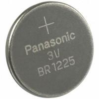 Panasonic BR1225 / 5BP / CR1225 3V 48mAh lithium battery, 1 pc., bulk