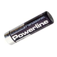 Panasonic Powerline Industrial Alkaline AA / LR6 / MN1500 1.5V battery, 1 pc., bulk