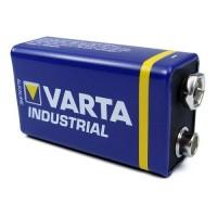 Varta Industrial 9V / 6LR61 / 6LF22 / MN1604  1.5V 625mAh Alkaline baterija 1 gab.