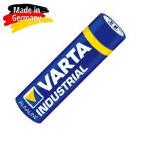 Varta Industrial AA / LR6 / MIGNON / MN1500 1.5V 2600mAh Alkaline baterija (ražots Vācijā) 1 gab.
