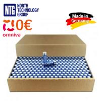 Varta Industrial AA / LR6 / MIGNON / MN1500 1.5V 2600mAh Alkaline baterija (ražots Vācijā) 500 gab.
