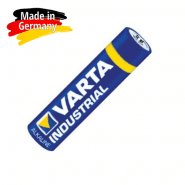 Varta Industrial AAA / LR03 / MICRO / MN2400 1.5V 1250mAh Alkaline batteries (made in Germany), 1 pc.