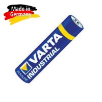 Varta Industrial AAA / LR03 / MICRO / MN2400 1.5V 1250mAh Alkaline baterija (ražots Vācijā) 1 gab.