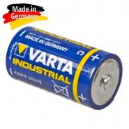 Varta Industrial C / LR14 / BABY / MN1400 1.5V Alkaline baterija (ražota Vācijā) 1 gab.