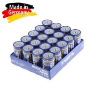 Varta Industrial C / LR14 / BABY / MN1400 1.5V Alkaline baterija (ražota Vācijā) 20 gab.