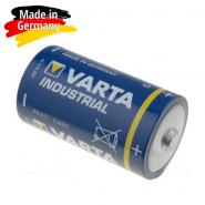 Varta Industrial D / LR20 / MONO / MN1300 1.5V 17000mAh Alkaline baterija (ražots Vācijā) 1 gab.