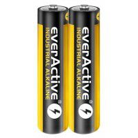 everActive Industrial Alkaline AAA LR03 1.5V 1100mAh baterijas 2 gab. 01.2023.