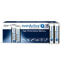 everActive Pro Alkaline AAA / LR03 / MN2400 1.5V 1250mAh battery, 10 pc.