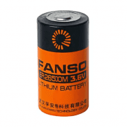 FANSO ER26500M C / LR14 / MN1400 6000mAh 3.6V (Non-rechargeable) lithium battery