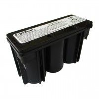 EnerSys Cyclon (6V 2.5Ah) Deep-cycle Pb lead–acid battery with AGM (Absorbed Glass Mat) technology