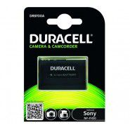 Duracell Camera & Camcorder DR9700A (NP-FH50) 650mAh 7.4V 4.81Wh Li-Ion battery for Sony camera