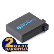 everActive CamPro EVB022 (Hero 4 / 4+ / AHDBT-401) 1160mAh 3.8V 4.4Wh Li-Ion battery for GoPro camera