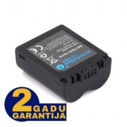everActive CamPro EVB006 (CGA-S006E) 710mAh 7.2V 5.1Wh Li-Ion battery for Panasonic camera