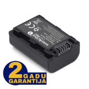 everActive CamPro EVB003 (NP-FH50) 750mAh 7.2V 5.4Wh Li-Ion battery for Sony camera
