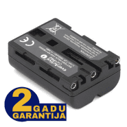 everActive CamPro EVB002 (NP-FM500H) 1600mAh 7.2V 11.5Wh Li-Ion battery for Sony camera