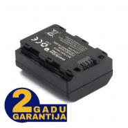 everActive CamPro EVB025 (NP-FZ100) 2280mAh 7.2V 16.4Wh Li-Ion battery for Sony camera