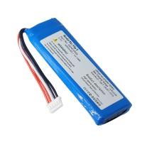 3.7V 3000mAh LiPo rechargeable battery for JBL Flip 3 wireless speakers